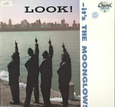Look! It's The Moonglows Vinyl LP Record Album -- Chess Records Reissue!!