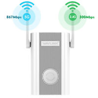 Wavlink AC1200 WIFI Repeater& Access Point,Wireless-N 2.4G& 5G Range Extender