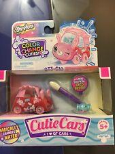 Shopkins Cutie Cars Qt3��C10 Wheelie Sweet Color Change Cuties
