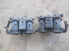 Porsche 356 carburetors Solex 40 PII-4  FL  SET#1