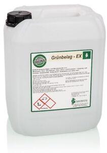 Grünbelagentferner Moos- und Algen-Ex - 5 Liter Konzentrat