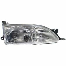 New TO2503112 Passenger Side Headlight for Toyota Camry 1995-1996