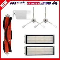 Vacuum Spare Part Side Brush+Filter+Main Brush Tool Kit For XIAOMI Mi Robot AU