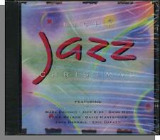 Light Jazz Christmas - 1993 New Age Style Christmas Music CD! New!