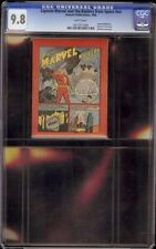 Captain Marvel & the Raiders from Space CGC 9.8 White (Fawcett 1946) Promotional