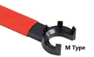 ER11 Spanner Tool Collet Nut M Type Wrench Chuck Holder CNC Milll Lathe ER 11