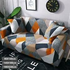 1/2/3 Seater  Elastic Sofa Covers Slipcover Settee Stretch Couch Protector