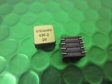 Multi Line Board Mount Filter, EMI Filtering, SMD, 8 Pin. 28F0430-2SR **X2**