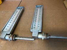 Jay, Industrial Thermometer, Range 30-240 Deg F