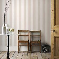 Superfresco Easy Sparkle Paste The Wall Stripe Beige/Champagne Wallpaper