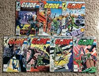 Joe 1 Clayton Crain Cobra Destro Storm Shadow G.I