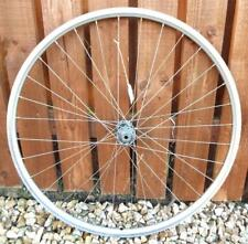 """SERVICED - RITCHEY SKRAXEL 26ER 26"""" FRONT WHEEL INCLUDING 9MM QR AXLE - NON DISC"""