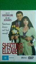 Shooting Elizabeth (DVD, 1992) Jeff Goldblum, Mimi Rogers