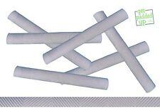getpaddedup Chevron Cricket Bat Grip : Single Colour : White