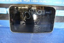 2015 LEXUS RC-F 5.0L V8 OEM FACTORY SUNROOF GLASS RWD COUPE ASSEMBLY #1086