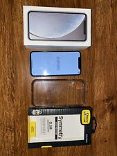 New listing Apple iPhone Xr White - 64Gb - (Unlocked) A1984 (Cdma + Gsm)