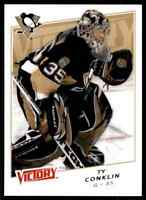 2008-09 Upper Deck Victory Ty Conklin #43