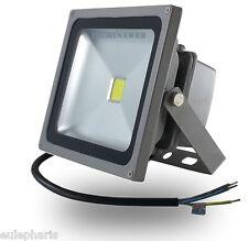 Foco proyector de exterior 20w CHIP LED,Luz Blanca 6400k PLATA,IP65,bajo Consumo