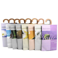 YUMSUM 8 Pcs Fresh Clothes Fragrant Scented Sachets Bags for Drawers Closets 8