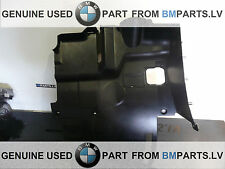 GENUINE BMW  E61 E60 & LCI FRONT LEFT UNDER DASH TRIM PANEL COVER BLACK 7068753