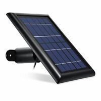 Solar Panel Compatible with Arlo Pro Light Power Outdoor Camera continuously