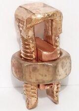 Burndy SERVIT KS20-3  Copper Split Bolt Connector 10-16 Gauge