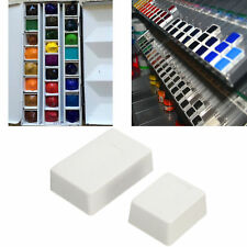 10pcs Water Color Artist Empty Pan Full or Half Pans For Painting Art Drawing