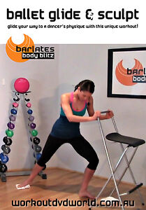 Barre Toning DVD - Barlates Body Blitz BALLET GLIDE AND SCULPT!