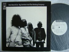 PROMO WHITE LABEL / BIG BROTHER AND THE HOLDING COMPANY HOW HARD IT IS