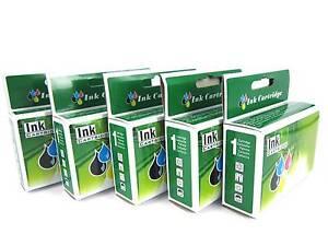 5x Ink Cartridges PGI670XL CLI671XL for Canon MG7760, TS5060, TS6060, TS8060