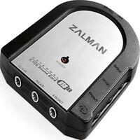 Zalman USB 2.0 5.1 Channel External Sound Card ZM-RSSC