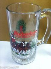 Budweiser beer glass barware Anheuser-Busch Brewery tavern pub saloon club HS5