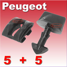 PEUGEOT PARTNER 306 UNDERTRAY CLIPS ENGINE COVER SPLASHGUARD FIXING FITTING