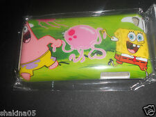 ( 4 ) Brand New Sponge Bob Ipod Touch 4g 4th Generation Hard Phone Case / Cover