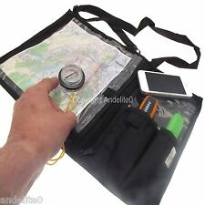 BRITISH ARMY ISSUE Map Case Hiking Climbing Cadets Scouts Military outdoors