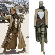 Resident Evil Costumes Extinction Alice Cosplay Costume A012