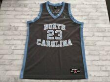 Nike Jordan North Carolina 82' Ncaa Champions 100% Authentic Basketball Jersey L