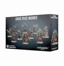Warhammer 40k Chaos Space Marines Games Workshop