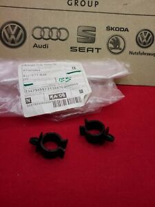 2 XX 🔷️GENUINE VW 🔷️VOLKSWAGEN/ AUDI  CLIPS 🔷️447 971 848