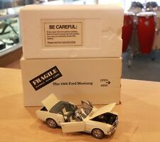 Danbury Mint 1966 Ford Mustang Convertible 1:24 Diecast Car * MINT with Box*