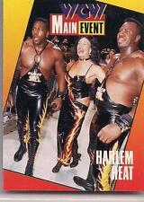 1995 Cardz WCW Main Event Harlem Heat