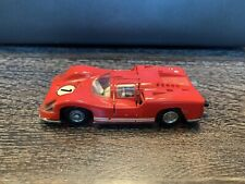 VINTAGE SCHUCO 1045 CHAPARRAL 2F MICRO RACER/Wind-Up/Germany