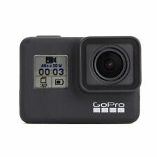 Cámara de acción GoPro Hero 7 deportiva Impermeable Negro con Pantalla Táctil, Vídeo HD de 4K