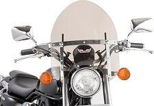 "SLIPSTREAMER 2008-2011 Harley-Davidson FXCWC Rocker C HD-0 WINDSHIELD SMOKE 7/8"""