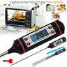 Digital Food Thermometer Probe Cooking Meat Temperature BBQ Turkey Jam Kitchen