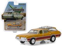1970 Oldsmobile Vista Cruiser 1:64 Model Estate Wagons Series Greenlight 29950C*