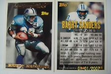 BARRY SANDERS 1994 TOPPS #615