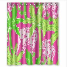 Gift NEW!!! lilly pulitzer Shower Curtain Custom 60X72 Inches
