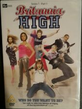 Brittania High Series 1(Part 1) ITV Dvd NEW&SEALED
