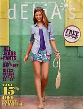 Summer 2011 DELIA'S Teen Girls Fashion Catalog